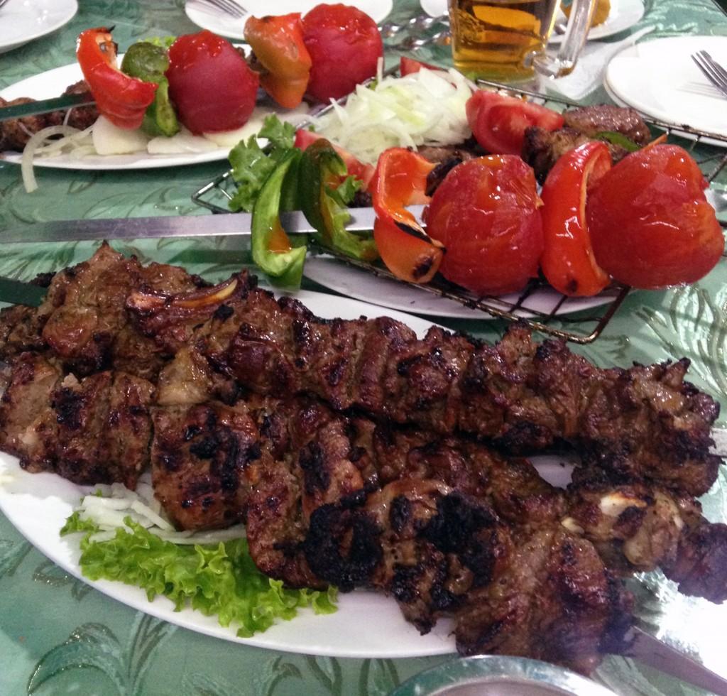 The Meat Project: Shashlik. Schaschlik.