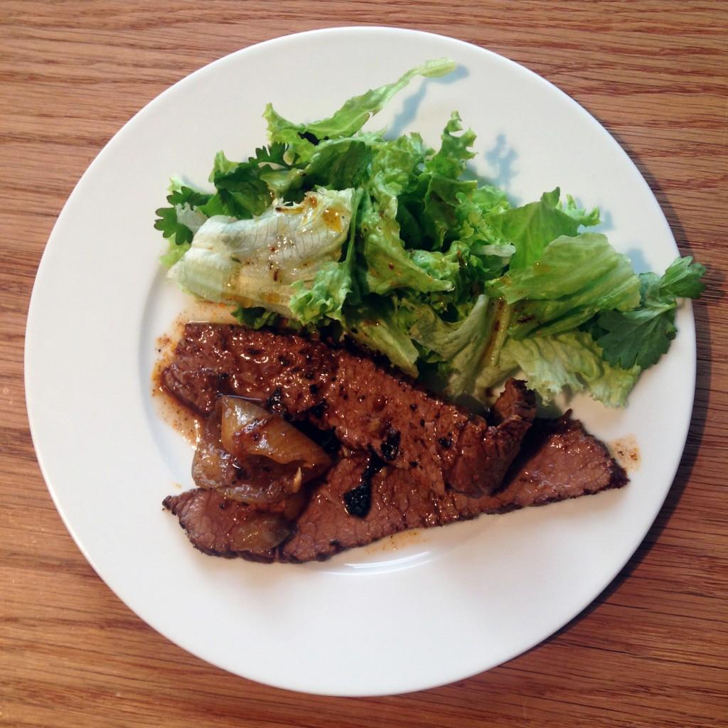 The Meat Project Rindskügerl Fleischsalat - Beef Salad - Black Pepper Tim Mälzer