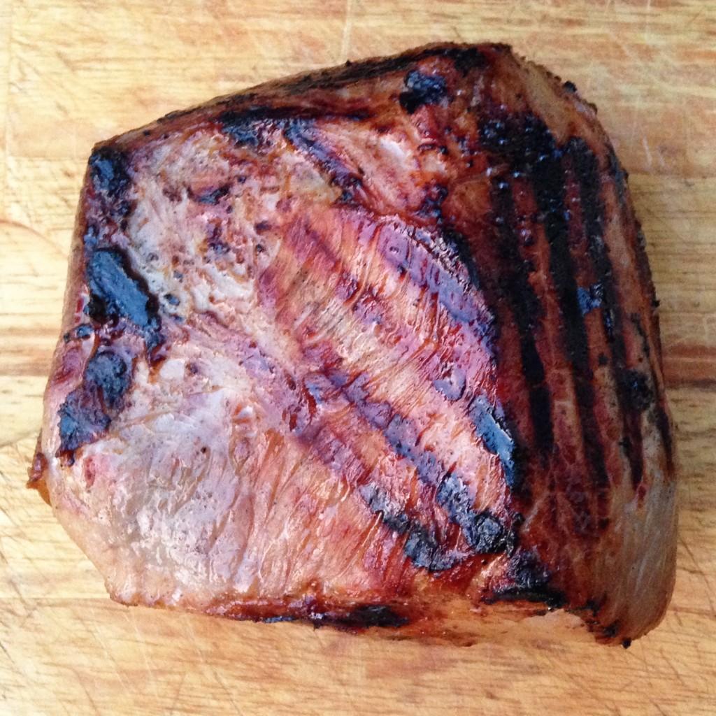 The Meat Project: BBQ Brined Pork Shoulder. Gegrillte, gesurte Schweinsschulter.  Pork. Schwein.