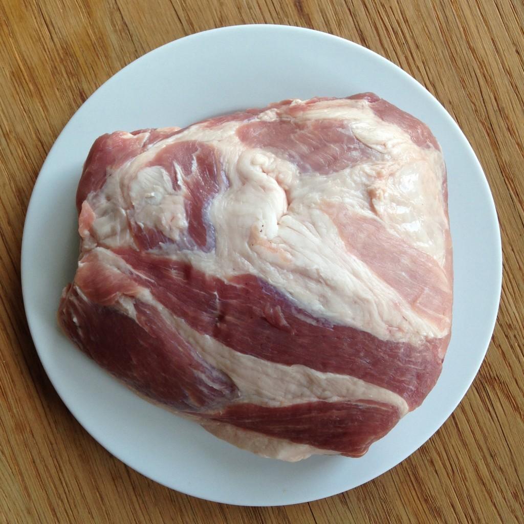 The Meat Project -BBQ Pork Neck - Gegrillter Schopf - Pork - Schwein