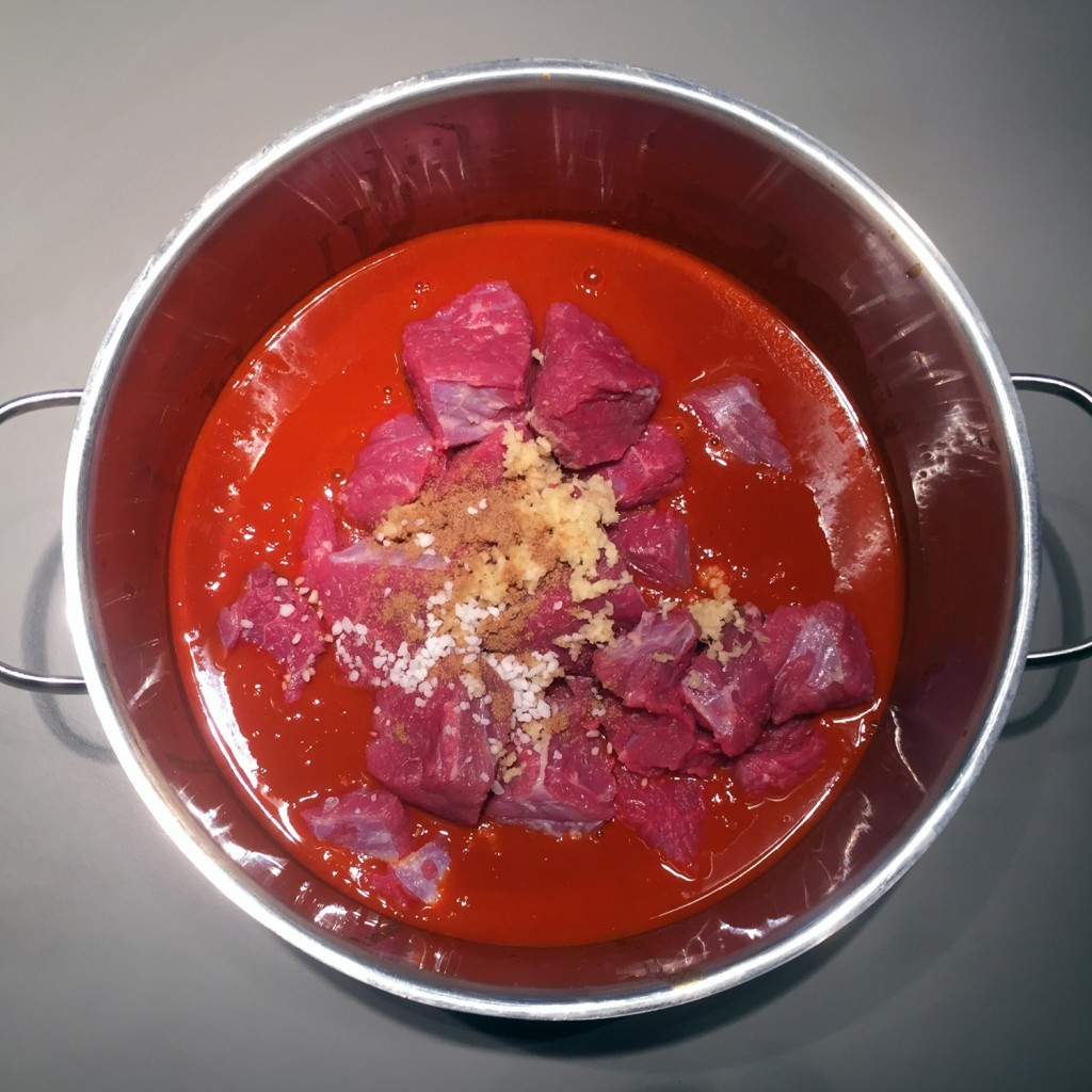 The Meat Project - Gulasch - Rindsgulasch - Rind - Beef - Rindskügerl - Radatz 01