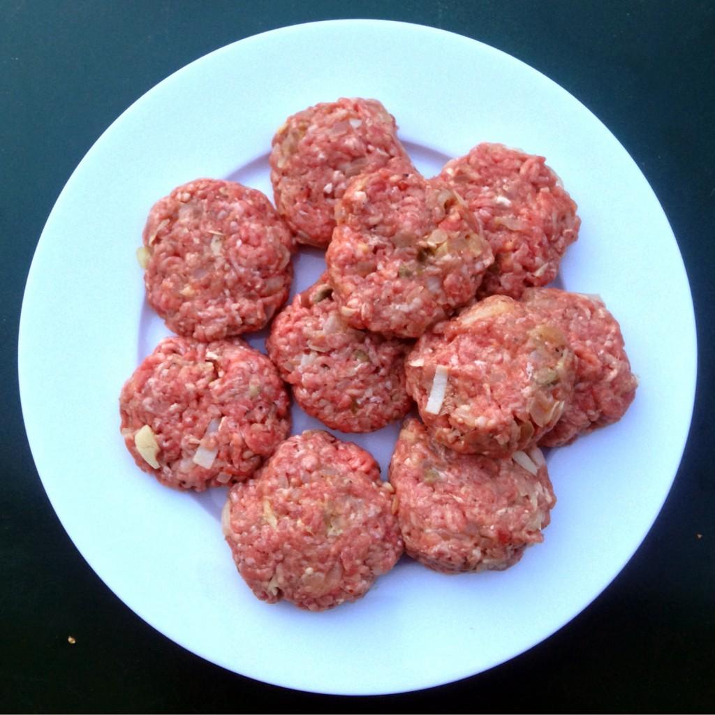 The Meat Project - Minced Beef Patties - Fleischlaberl - Fleischlaibchen - Beef - Rind - 01
