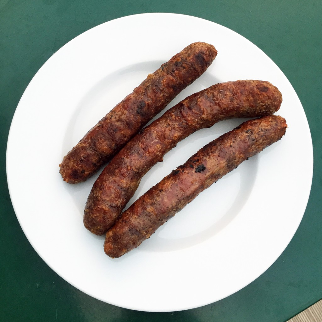 The Meat Project - Salsiccia - Sausage - Wurst - Pork - Schwein BBQ GRILL