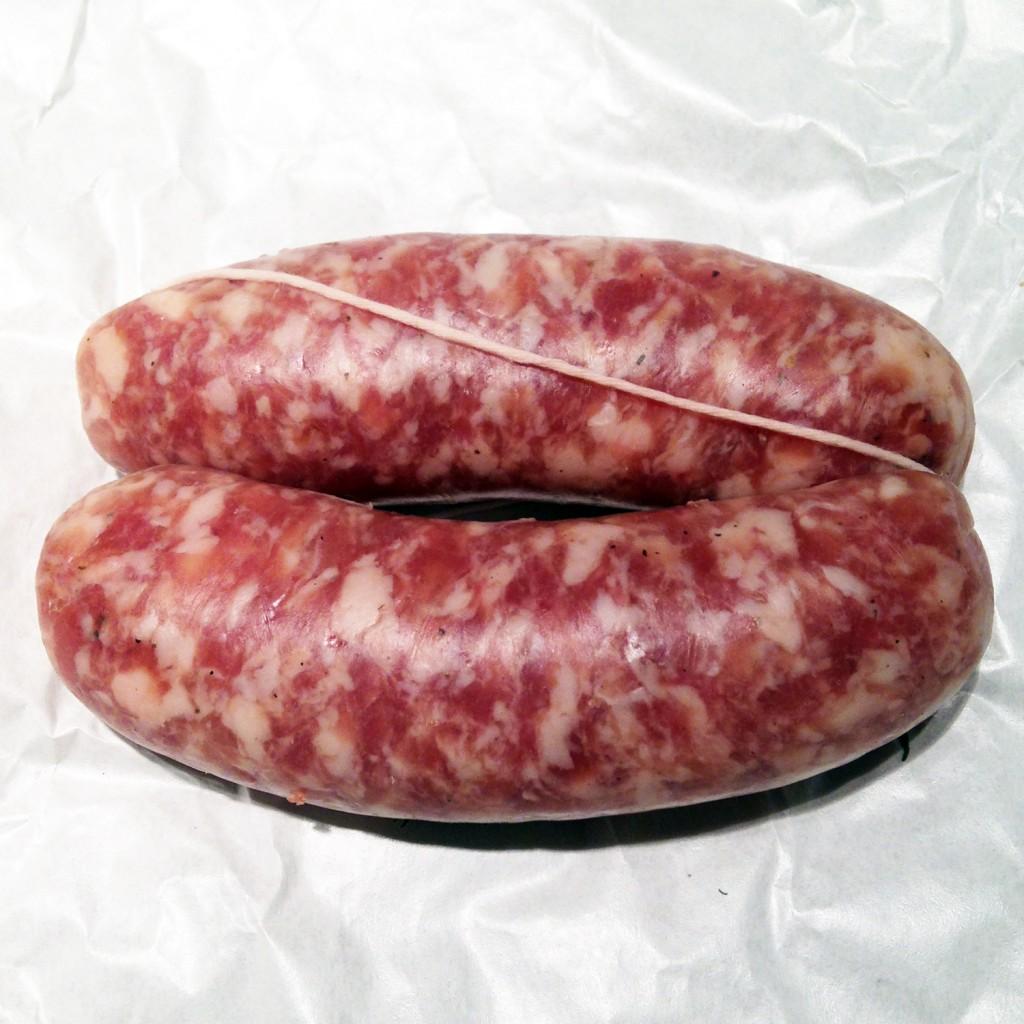 The Meat Project: Salsiccia - Salsiccia - Wurst - Sausage BBQ Grill