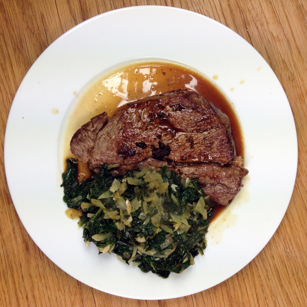 The Meat Project - Beef Rind - Rostbraten - Steak