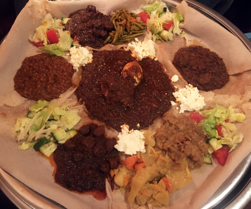 The Meat Project - Blue Nile - Ethiopian - Äthiopisch - Fleisch Meat Rind Huhn Chicken