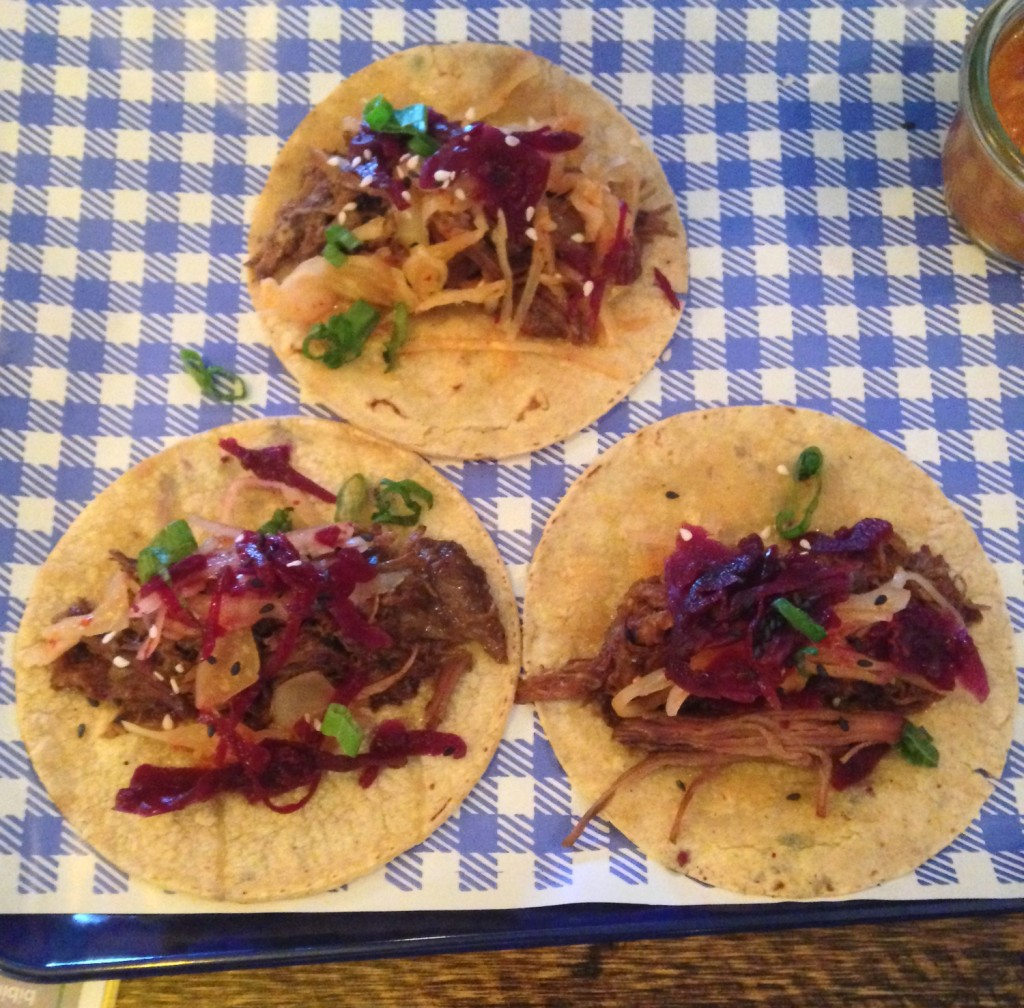 The Meat Project - Fräulein Kimchi Berlin - Taco - Rind Beef
