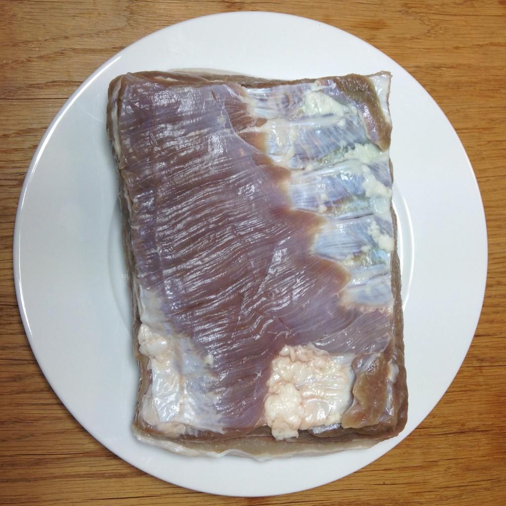 The Meat Project - Pork Schwein - Pork Belly - Schweinebach - Radatz 0