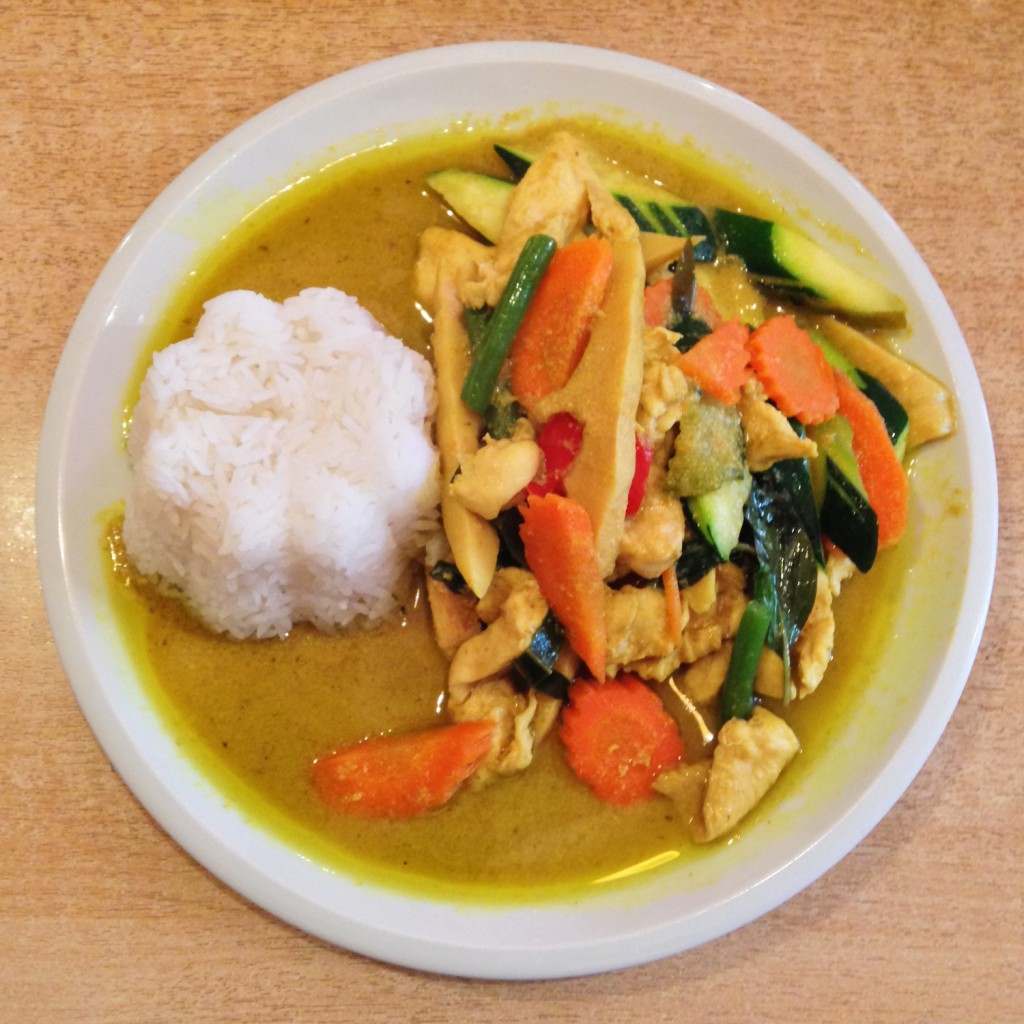 The Meat Project - Chicken - Huhn - Hühnercurry - Thai Isaan Kitchen Vienna - Wien