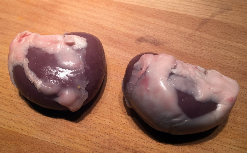 The Meat Project - Lamb - Lamb Kidneys - Lammniere - Deviled Lamb Kidneys