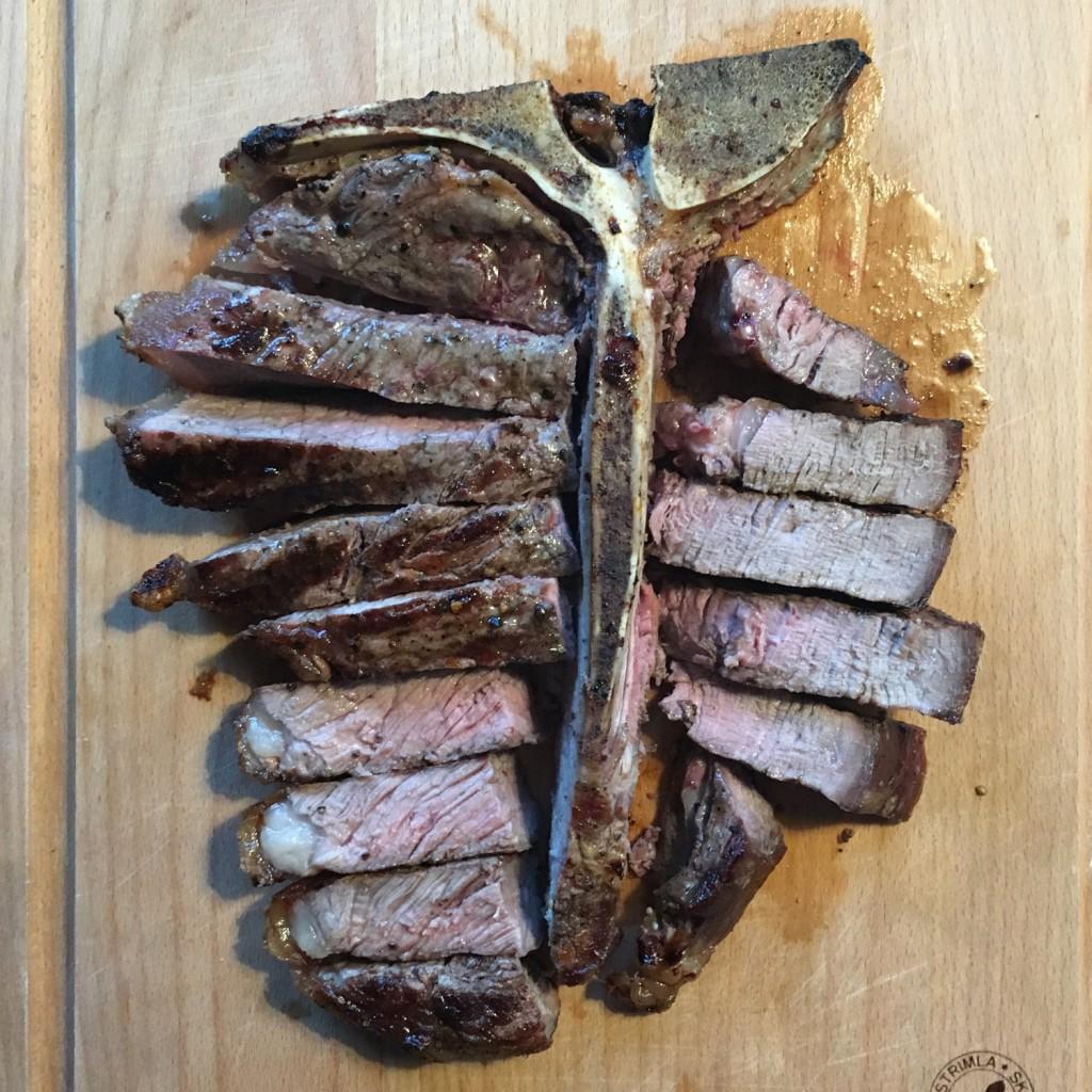 The Meat Project - Beef Rind - Porterhouse - Grill - BBQ - Stierschneider