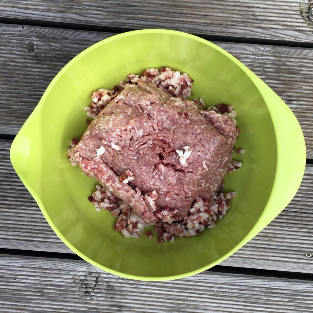 The Meat Project - Fleischlaberl - Metternich - Fleischlaibchen - Minced Meat Fritters - Meatballs - Veal Kalb Speck - Grand Ferdinand