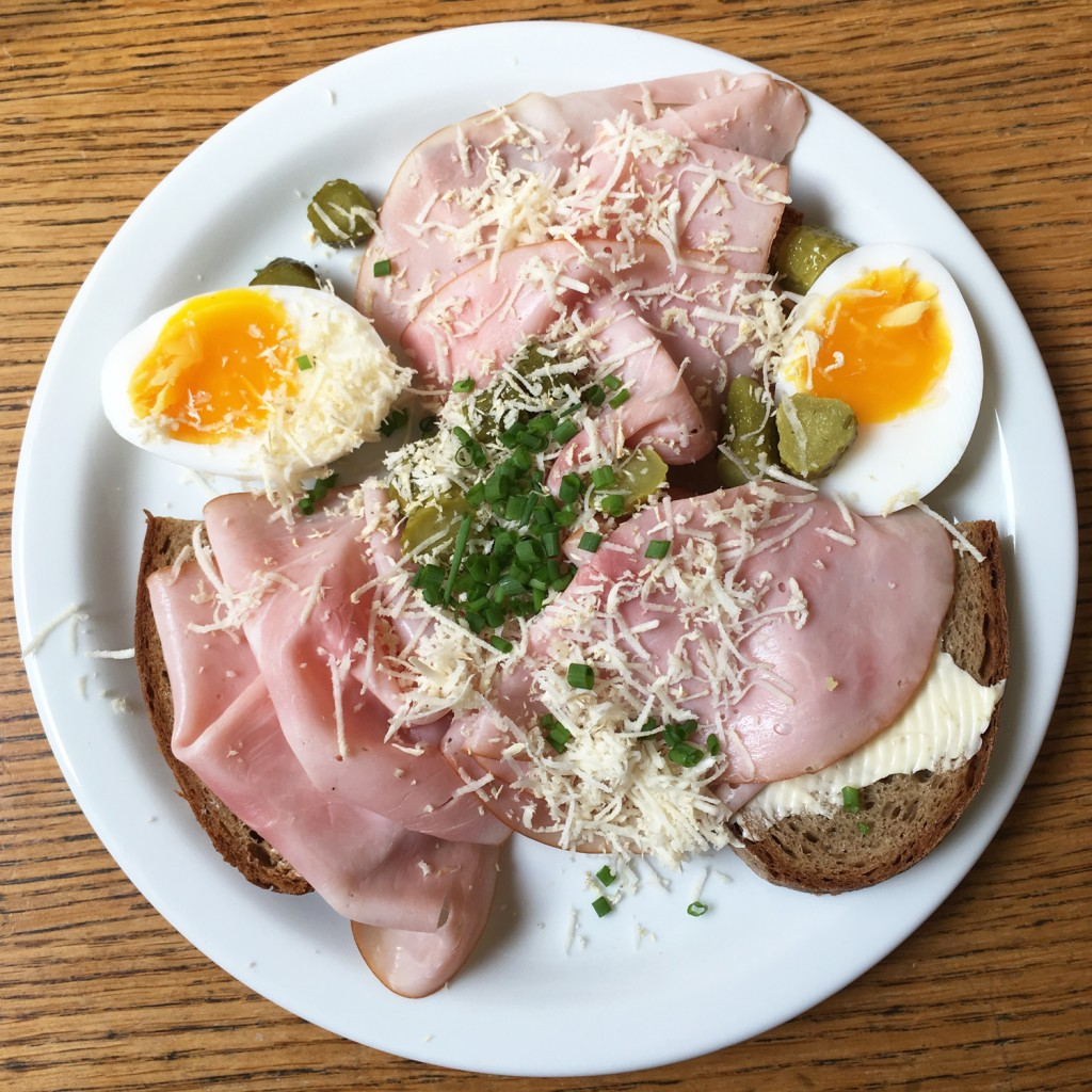 The Meat Project - Ham Sandwich. Schinkenbrot. - Schinken - pork - Schwein - Schöne Perle