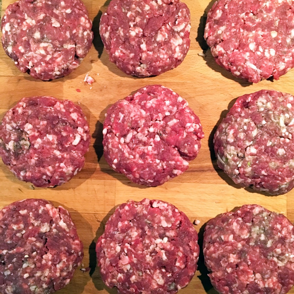The Meat Project - Cheeseburger- beef Rind - Faschiertes - Patties - Ringl Wien Vienna