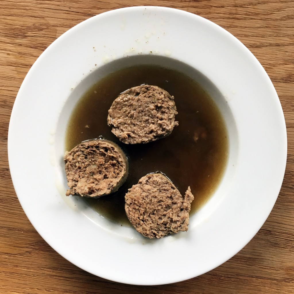 The Meat Project - Leberknödelsuppe - Suppe - Liver - Pork - Radatz