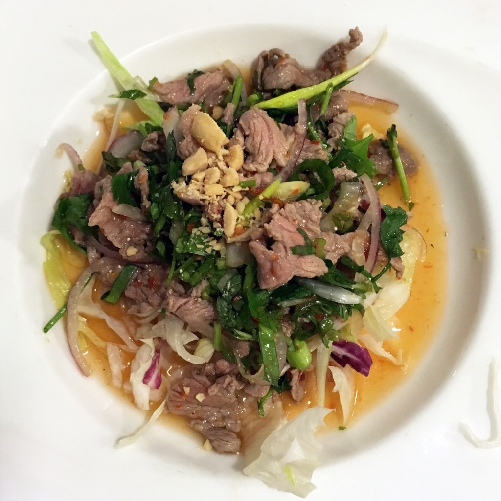 The Meat Project - beef - Rind - Rindfleischsalat - Nguyen Pho House Vienna
