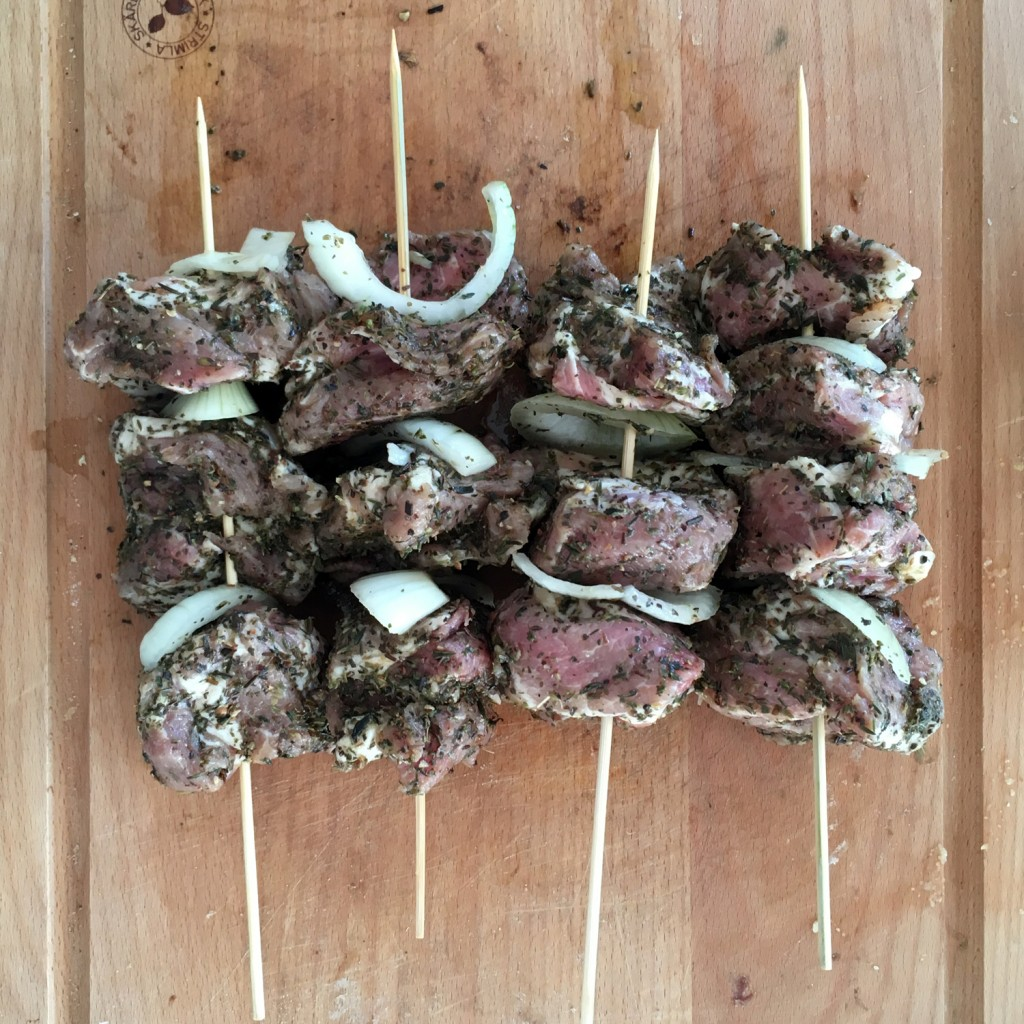 The Meat Project - pork - Schwein - BBQ - Pork Brochettes