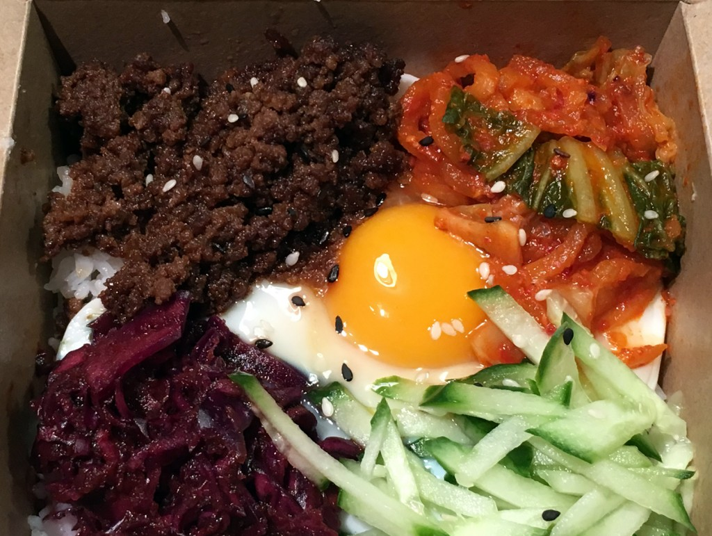 The Meat Project - bibimbap - BBQ Beef - Rind - Yong Streetfood.