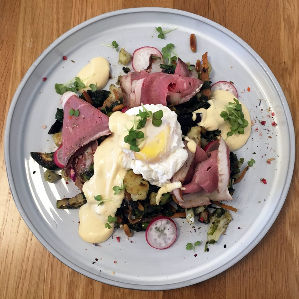 The Meat Project - Picanha - Beef - Rind - Eggs Benedict - Bits & Bites Vienna Wien