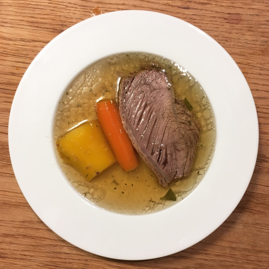 The Meat Project - beef - Rind - Tafelspitz - Grandits - soup