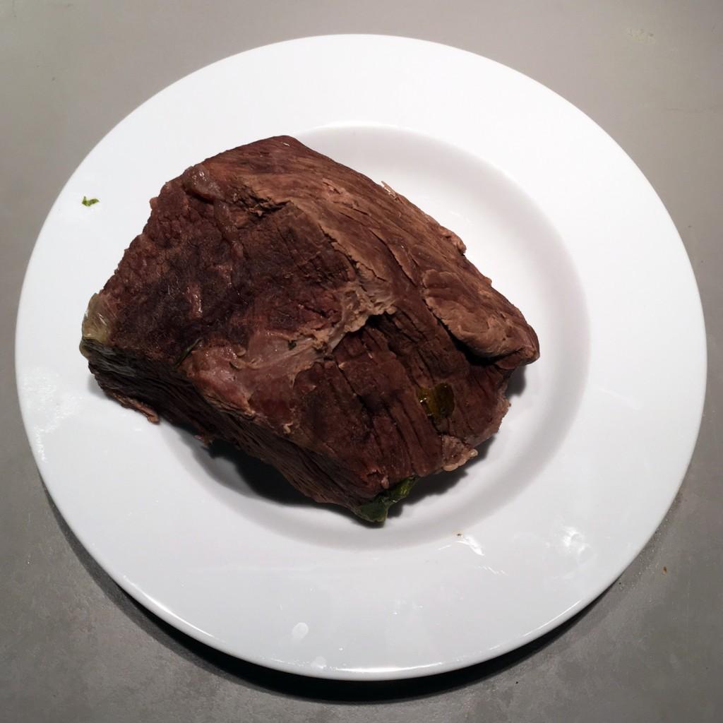 The Meat Project - beef - Rind - Tafelspitz - soup - Suppe - bouillon - Grandits Radatz