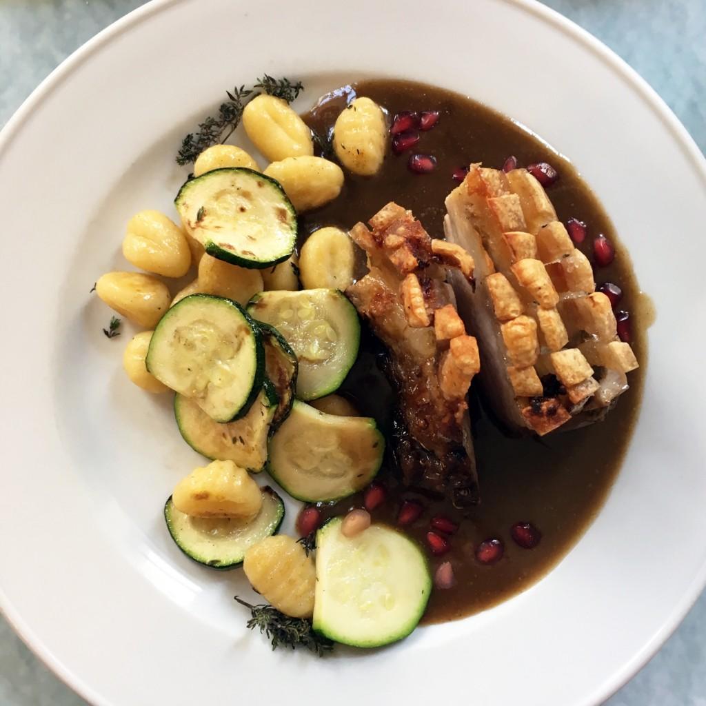 The Meat Project - pork -Schwein - 12-hour-braised pork roast - 12 Stunden geschmorter Schweinsbraten - Stafler